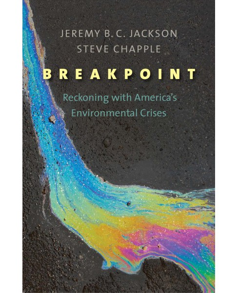Breakpoint : Reckoning with America's Environmental Crises -  (Hardcover) - image 1 of 1