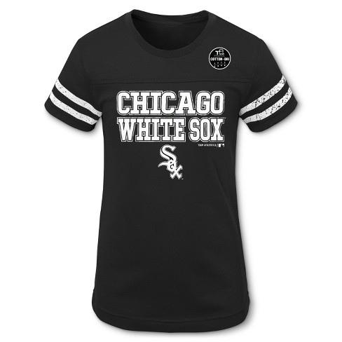 promo code 4ecc6 15da9 MLB Chicago White Sox Girls' Double Play T-Shirt