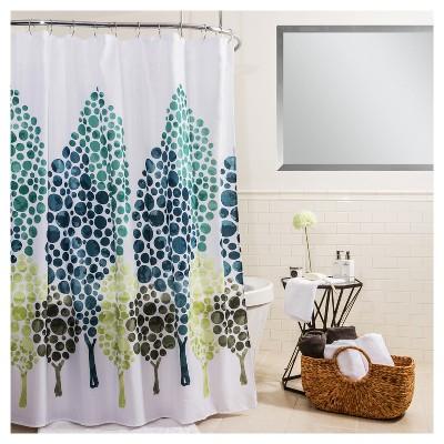 Tree Alpine Shower Curtain   Splash Home® : Target