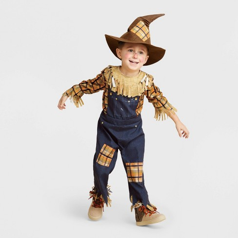 Toddler Scary Scarecrow Halloween Costume - Hyde & EEK! Boutique™ - image 1 of 1