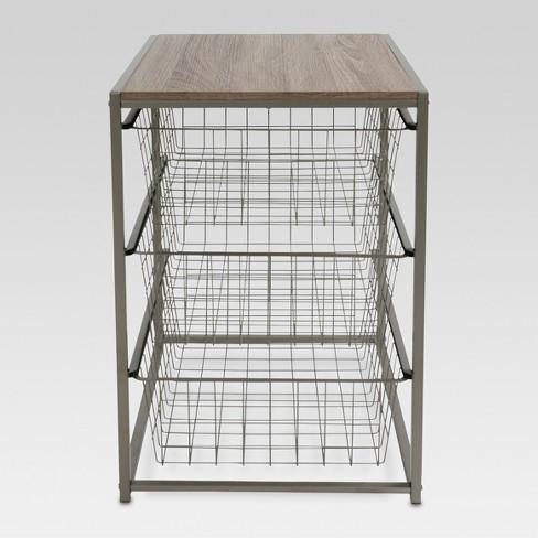 3-Drawer Closet Organizer - Threshold™ - image 1 of 4