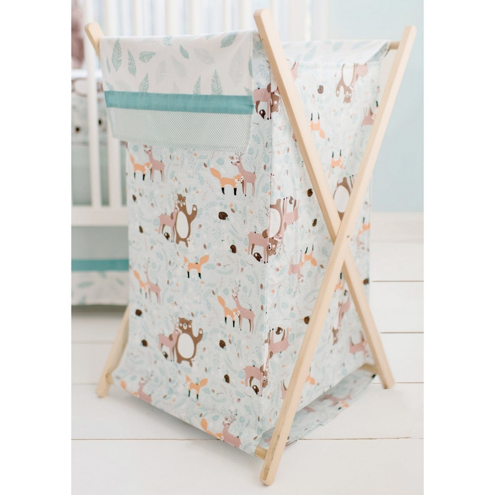 Image of Laundry Hampers And Sorters My Baby Sam, Blue
