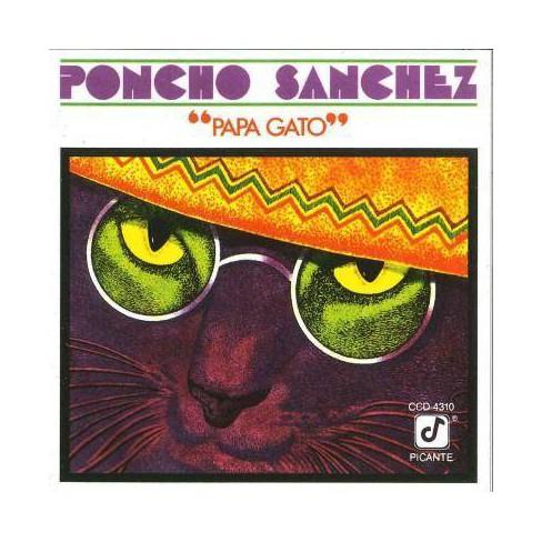 Poncho Sanchez - Papa Gato (CD) - image 1 of 1