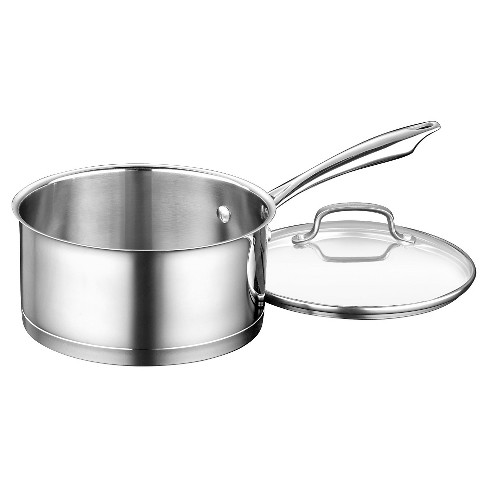 Cuisinart® Professional Series Stainless Steel 3qt. Saucepan - 89193-20 - image 1 of 1