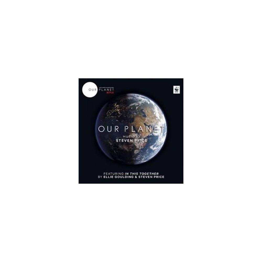 Steven Price - Our Planet (Osc) (Vinyl)