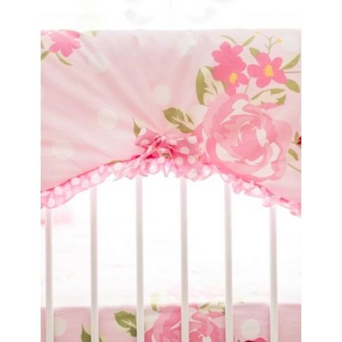 Crib Liner My Baby Sam Pink - image 1 of 4