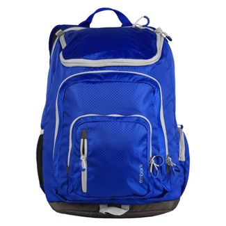 "19"" Jartop Elite Backpack - Navy/Gray - Embark™"