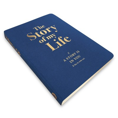 The Story of My Life Activity Journal - Piccadilly