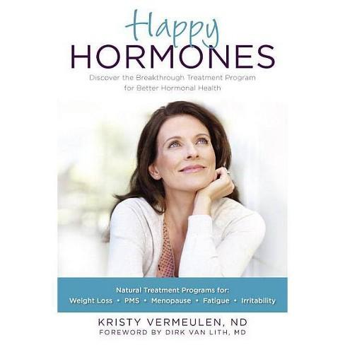 Happy Hormones - by  Kristy Vermeulen (Paperback) - image 1 of 1