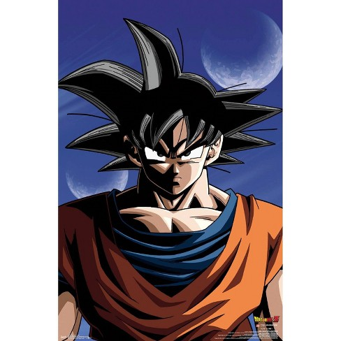 "34""x23"" Dragon Ball Z Goku Unframed Wall Poster Print - Trends International - image 1 of 2"