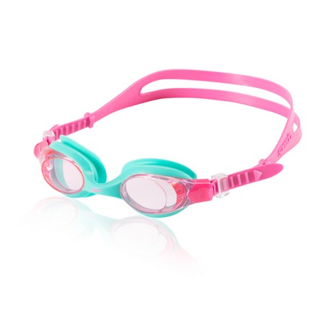 Speedo Kids Scuba Giggles Goggle - Pink/Turquoise - image 1 of 1