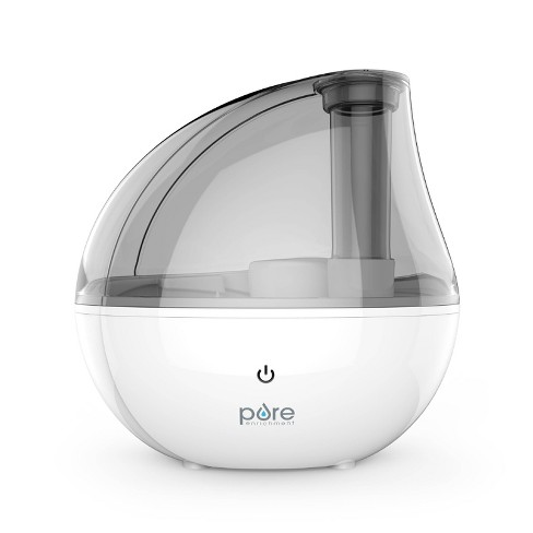 Pure Enrichment MistAire Silver Ultrasonic Cool Mist Humidifier - image 1 of 4