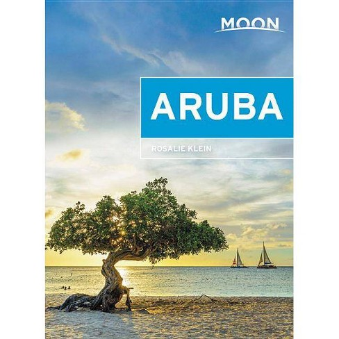 Moon Aruba - (Travel Guide) 3 Edition by  Rosalie Klein (Paperback) - image 1 of 1