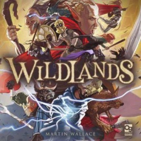 Wildlands - Four-Player Core Set Board Game - image 1 of 1