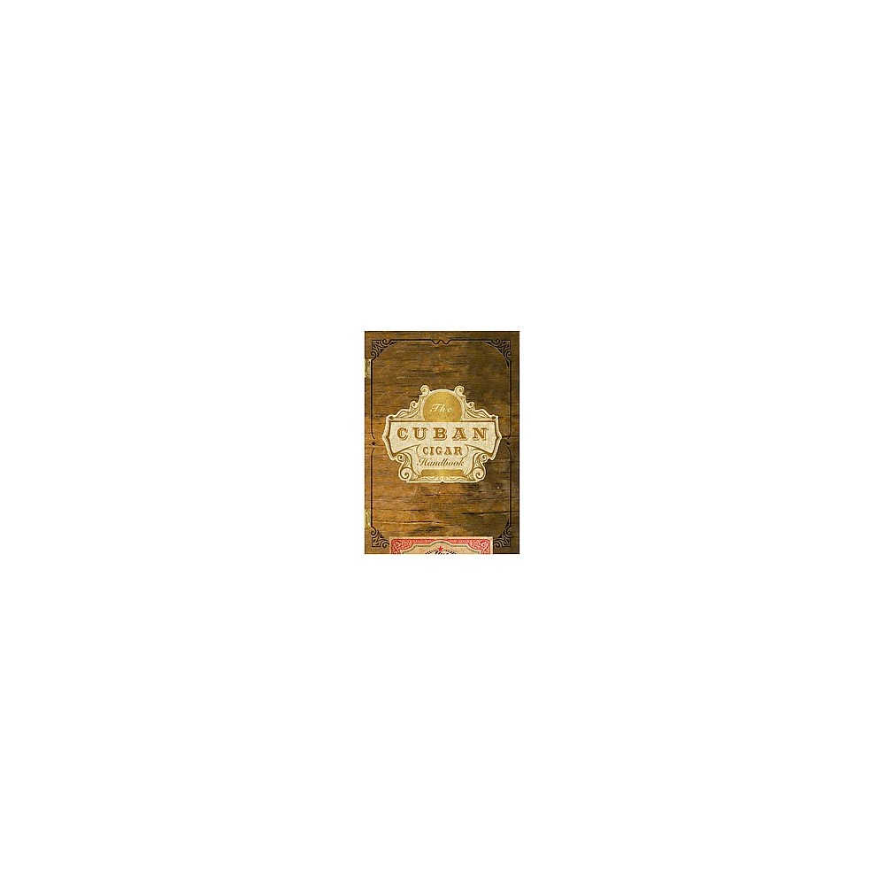Cuban Cigar Handbook (Hardcover)