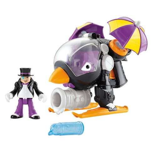 imaginext  Fisher-Price Imaginext DC Super Friends The Penguin Copter : Target