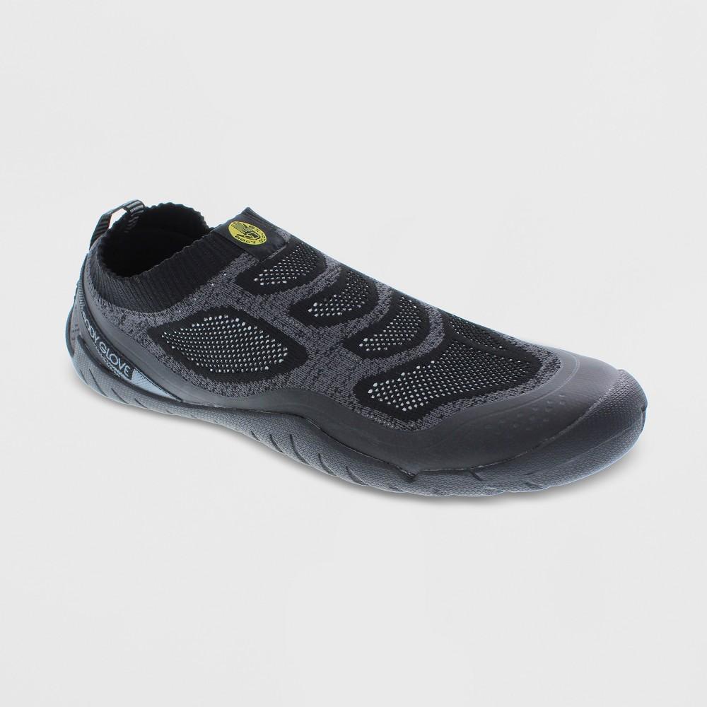 Men's Body Glove HydroKnit Aeon Water Shoes - Black 10, Black Blue