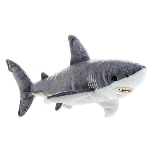 Lelly National Geographic Ocean Shark Plush Toy - image 1 of 1