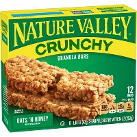Deals on 3-Pack Nature Valley Crunchy Oats 'N Honey Granola Bars 6ct