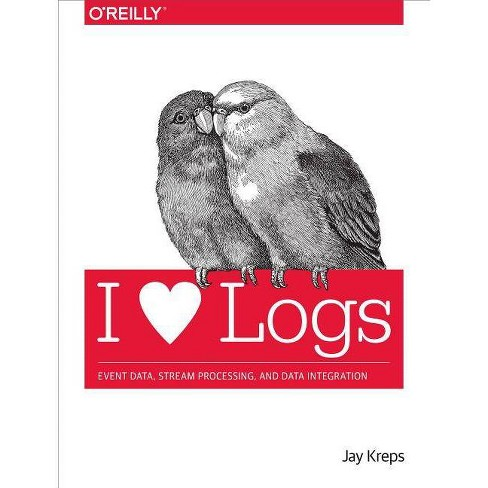 I Heart Logs - by  Jay Kreps (Paperback) - image 1 of 1