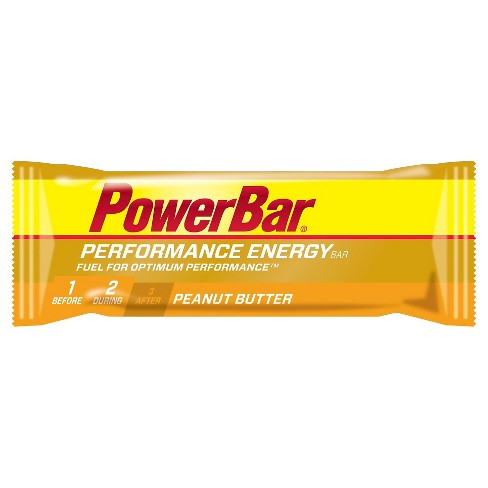 PowerBar Performance Energy Bar - Peanut Butter - 12ct - image 1 of 1