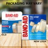Band-Aid Brand Tru-Stay Sheer Strips Adhesive Bandages Assorted Sizes - 80 ct - image 2 of 4