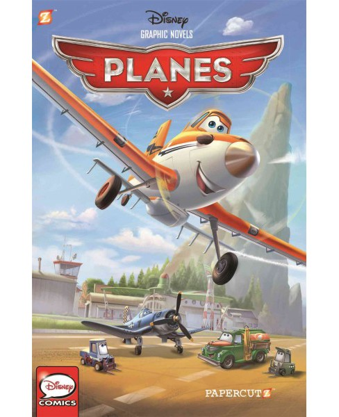 Disney Planes 1 : Livin' the Dream (Hardcover) - image 1 of 1