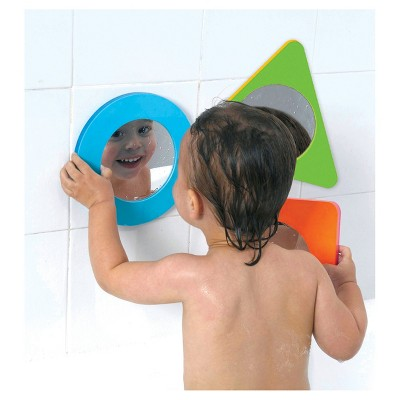 Edushape Magic Mirror Shapes Bath Toy