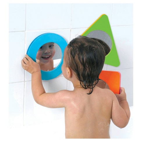 Edushape Magic Mirror Shapes Bath Toy - image 1 of 3