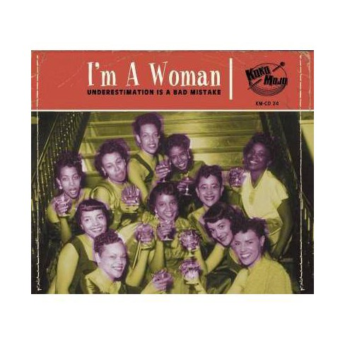 Various - I'm A Woman (CD) - image 1 of 1