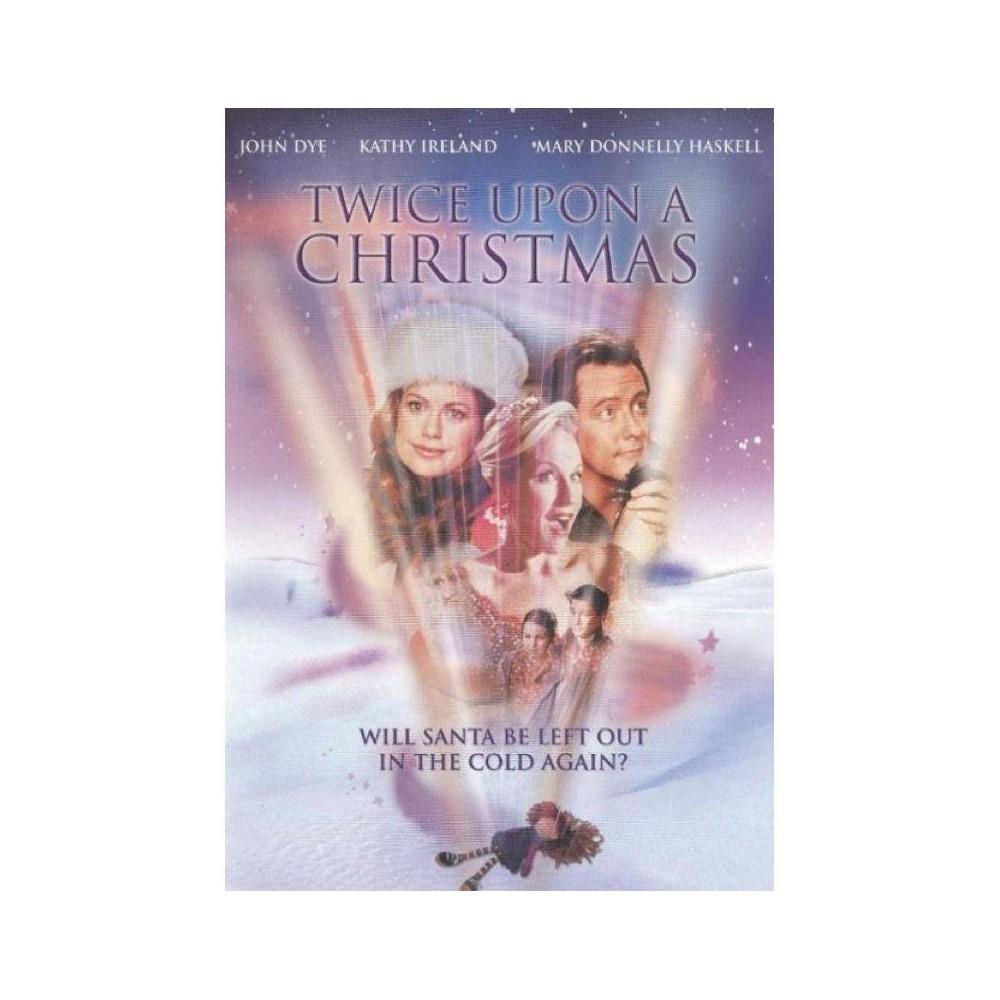 Twice Upon A Christmas Dvd 2006