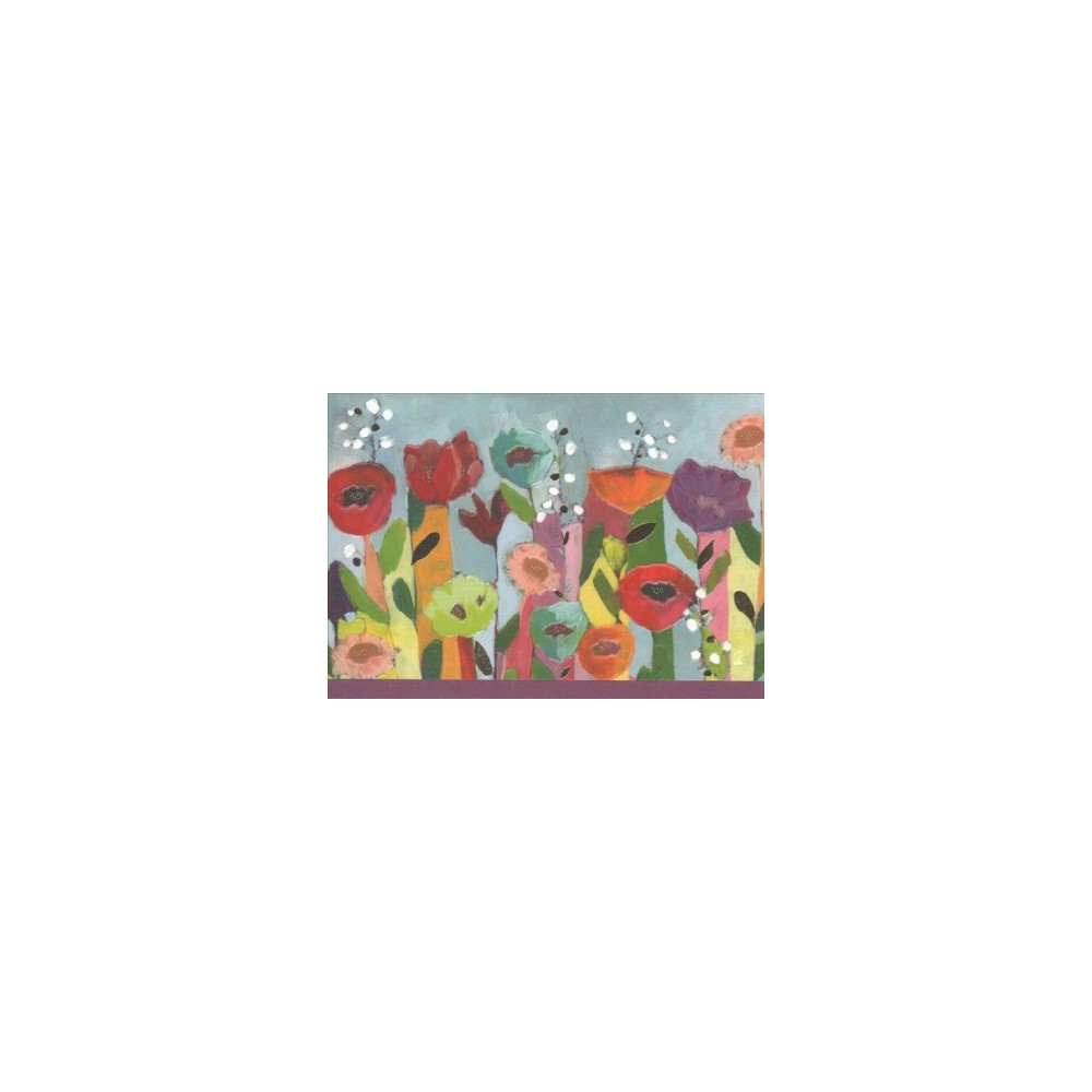 Briliant Floral Note Cards - (Stationery) Briliant Floral Note Cards - (Stationery)
