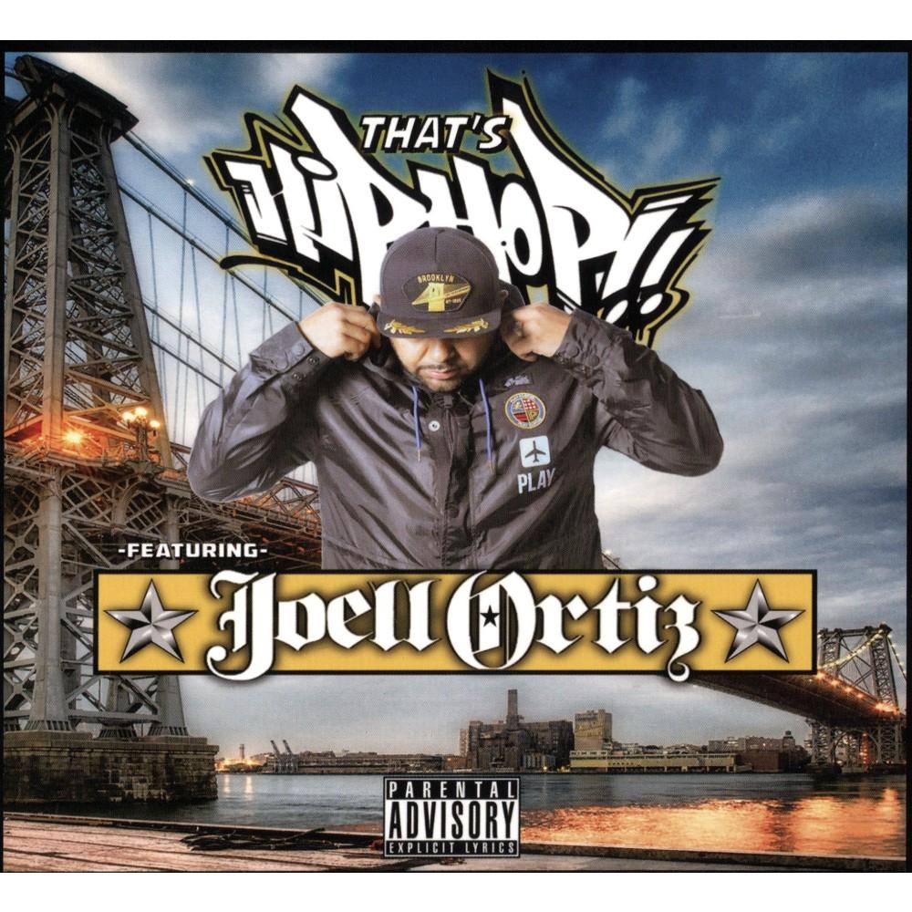 Joell Ortiz - That's Hip Hop (CD)
