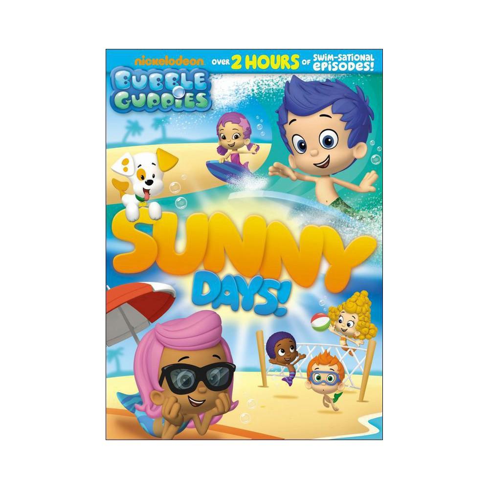 Bubble Guppies Sunny Days Dvd