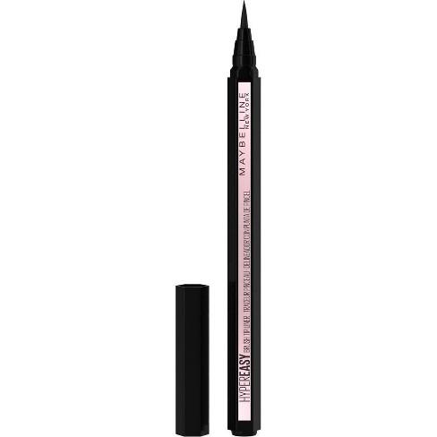 Maybelline Hyper Easy Liquid Pen Eyeliner Black - 0.021 fl oz - image 1 of 4