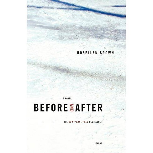 Before and After - by  Rosellen Brown (Paperback) - image 1 of 1