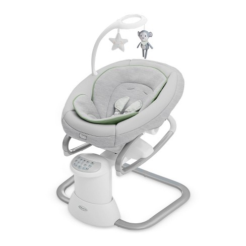 Graco Soothe My Way Baby Swing with Removable Rocker - image 1 of 4