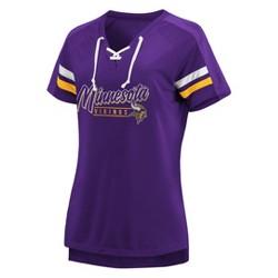 NFL Minnesota Vikings Women's League Leader Fashion Top