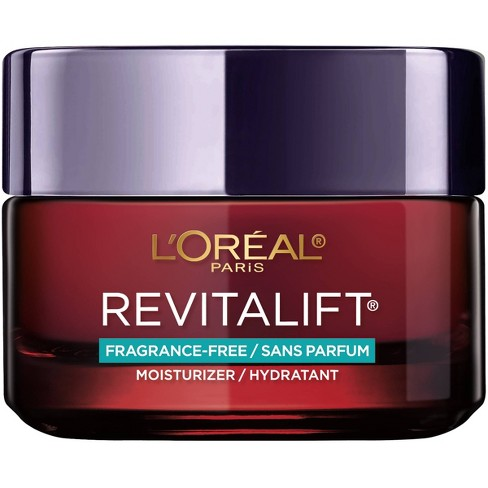 L'Oreal Paris Revitalift Triple Power Fragrance Free Anti-Aging Moisturizer - 1.7oz - image 1 of 4
