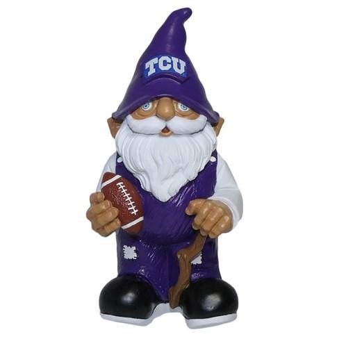 "NCAA TCU Horned Frogs Mini 8"" Gnome - image 1 of 1"