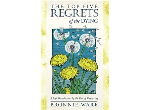 Top Five Regrets of the Dying : A Life Transformed by the Dearly Departing - Reprint by Bronnie Ware - image 1 of 1
