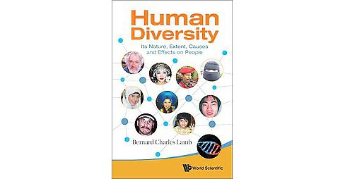 Human Diversity : Its Nature, Extent, Causes and Effects on People (Hardcover) (Ph.D. Bernard Charles - image 1 of 1