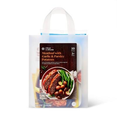 Classic Meatloaf & Mashed Potatoes Meal Bag - 46oz