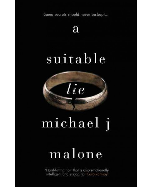 Suitable Lie (Paperback) (Michael J. Malone) - image 1 of 1