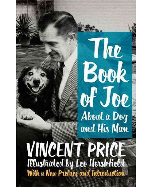 Book of Joe : About a Dog and His Man (Paperback) (Vincent Price) - image 1 of 1