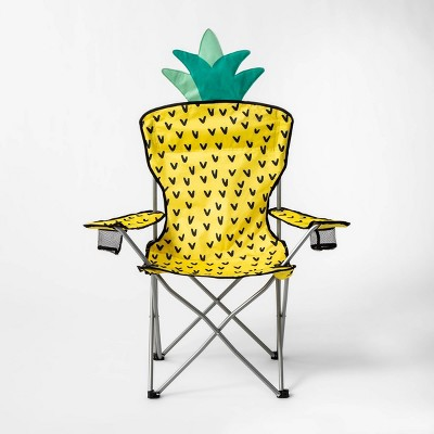 Adult Camp Chair Pineapple - Sun Squad™