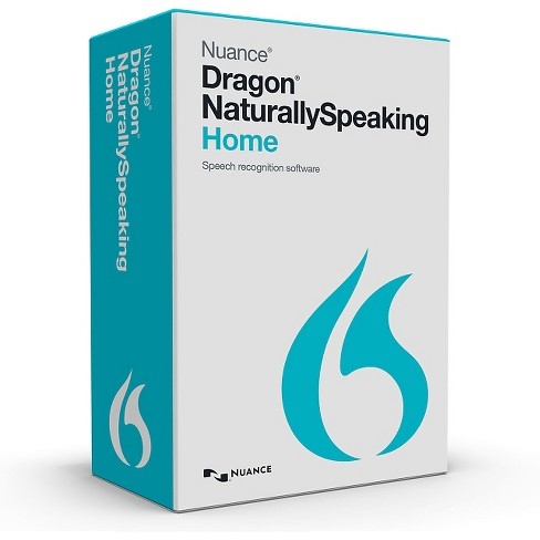 Dragon NaturallySpeaking Home 13 PC Software - image 1 of 1