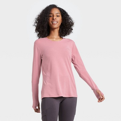 Women's Wrap Back Long Sleeve T-Shirt - All in Motion™