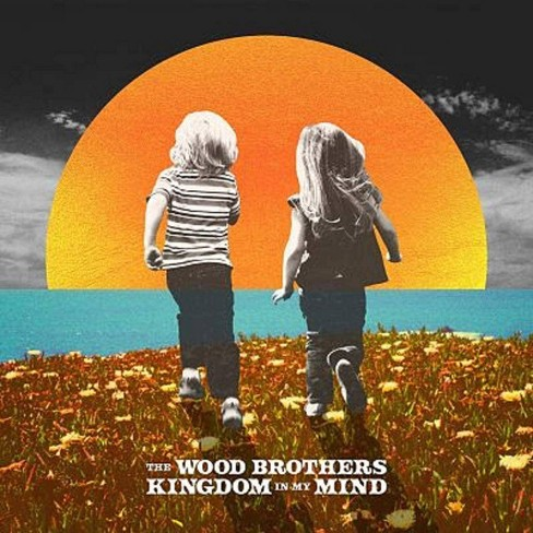 The Wood Brothers - Kingdom In My Mind (Vinyl) - image 1 of 1