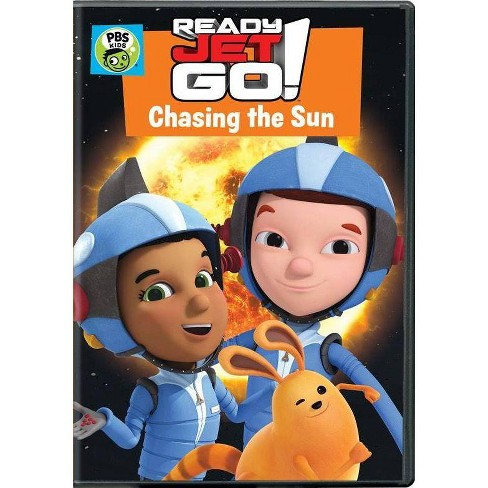 Ready Jet Go! Chasing the Sun (DVD) - image 1 of 1